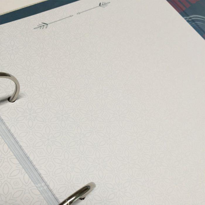 fotovel voor gastenboek