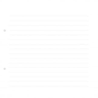 schrijfvellen (50 vel)